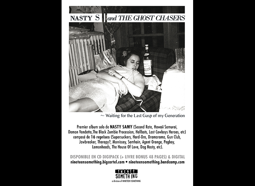 NastyMerch - Fanzines - Disques CD et vinyls  -  T-shirts